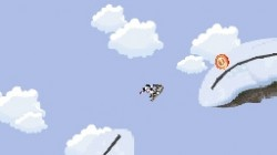 Screenshot for Line Rider: Freestyle - click to enlarge