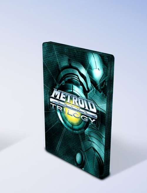 Image for Special Collectors Edition for Metroid Prime Trilogy