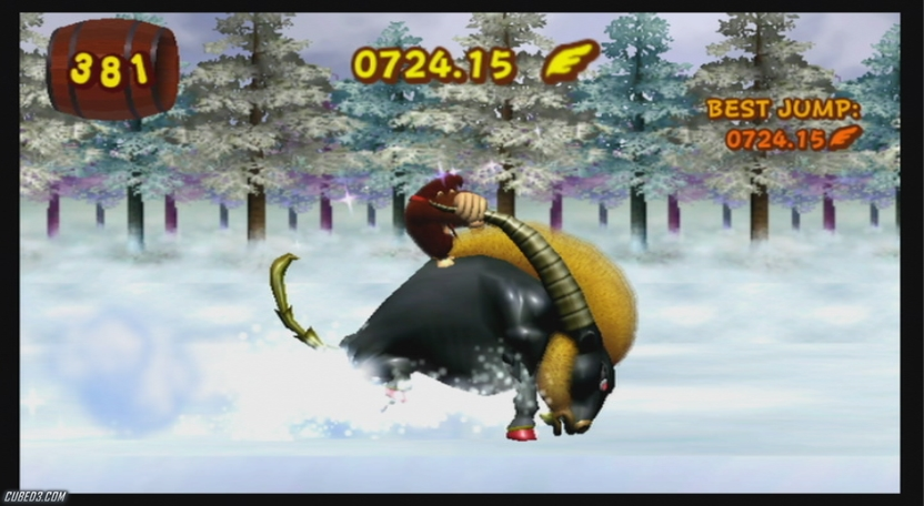 Screenshot for New Play Control! Donkey Kong: Jungle Beat on Wii- on Nintendo Wii U, 3DS games review