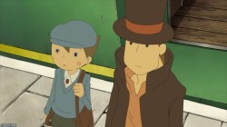 Screenshot for Professor Layton and Pandora's Box - click to enlarge