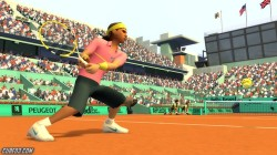 Screenshot for Grand Slam Tennis - click to enlarge