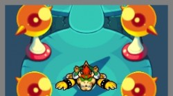 Screenshot for Mario & Luigi: Bowser's Inside Story - click to enlarge