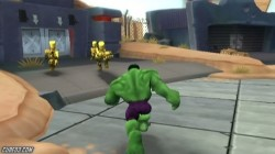 Screenshot for Marvel Super Hero Squad: The Infinity Gauntlet - click to enlarge
