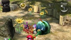 Screenshot for New Play Control! Pikmin 2 - click to enlarge