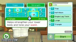 Screenshot for Wii Fit Plus - click to enlarge
