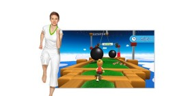Screenshot for Wii Fit Plus (Hands-On) - click to enlarge