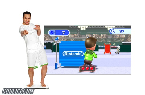 Screenshot for Wii Fit Plus on Wii