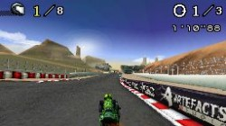 Screenshot for Moto Racer DS - click to enlarge