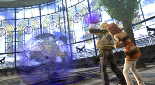 Screenshot for Final Fantasy Crystal Chronicles: The Crystal Bearers on Wii- on Nintendo Wii U, 3DS games review