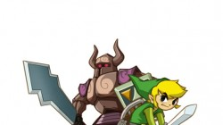 Screenshot for The Legend of Zelda: Spirit Tracks - click to enlarge