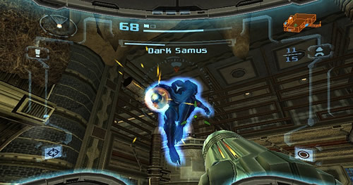 Screenshot for Metroid Prime Trilogy on Wii- on Nintendo Wii U, 3DS games review