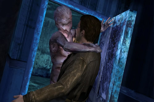 Screenshot for Silent Hill: Shattered Memories on Wii - on Nintendo Wii U, 3DS games review