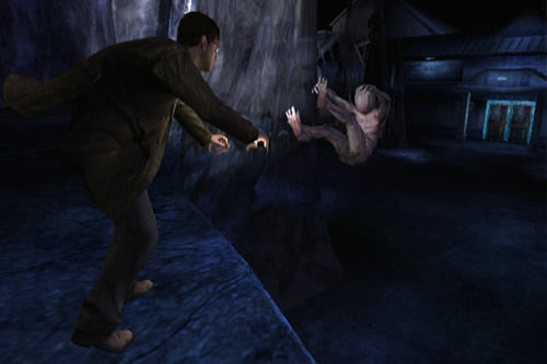 Screenshot for Silent Hill: Shattered Memories on Wii- on Nintendo Wii U, 3DS games review