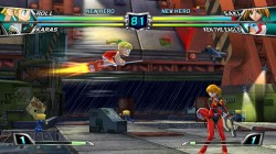 Screenshot for Tatsunoko vs. Capcom: Ultimate All-Stars - click to enlarge
