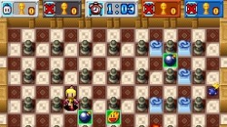 Screenshot for Bomberman Blitz (Hands-On) - click to enlarge
