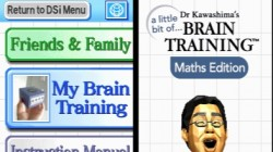 Screenshot for A Little Bit of Brain Training: Maths Edition - click to enlarge