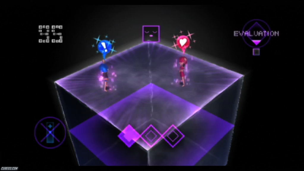 Screenshot for You, Me and the Cubes on WiiWare - on Nintendo Wii U, 3DS games review