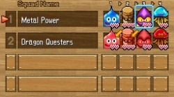 Screenshot for Dragon Quest Wars - click to enlarge