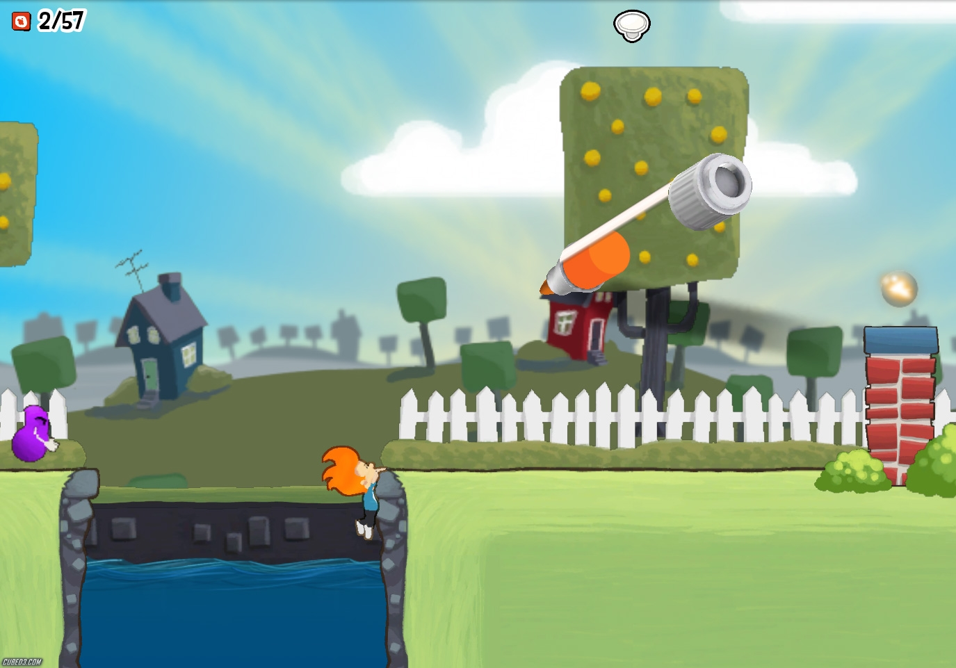 Screenshot for Max and the Magic Marker on Wii