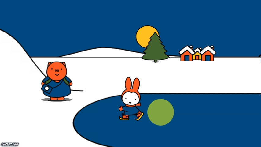 Screenshot for Miffy's World on WiiWare