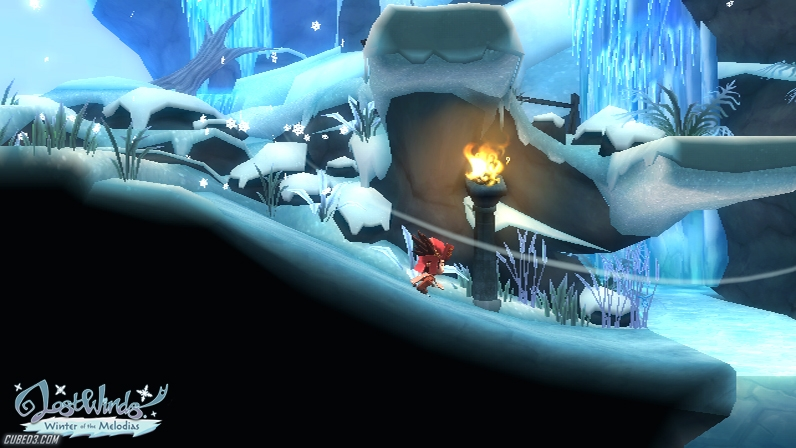 Screenshot for LostWinds: Winter of the Melodias on WiiWare - on Nintendo Wii U, 3DS games review