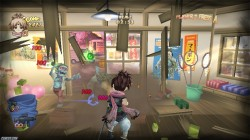 Screenshot for Zombie Panic in Wonderland (Hands-On) - click to enlarge