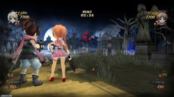 Screenshot for Zombie Panic in Wonderland - click to enlarge