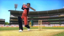 Screenshot for Ashes Cricket 2009 - click to enlarge