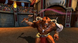 Screenshot for Rage of the Gladiator - click to enlarge