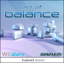 Box art for Art of Balance
