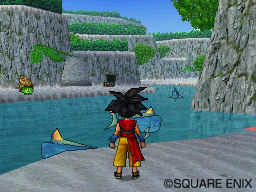 Screenshot for Dragon Quest Monsters: Joker 2 (Hands-On) on Nintendo DS