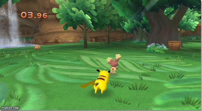 Pok park wii pikachu 39 s adventure on wii wii u virtual - Jeux info pokemon ...
