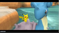 Screenshot for PokéPark Wii: Pikachu's Big Adventure - click to enlarge