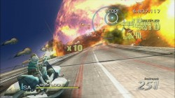 Screenshot for Sin and Punishment 2: Successor of the Skies (Hands-On) - click to enlarge