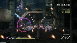 Screenshot for Sin and Punishment: Successor of the Skies - click to enlarge