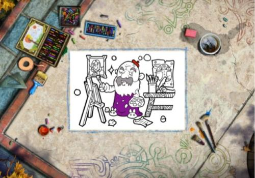 Screenshot for uDraw Studio on Wii - on Nintendo Wii U, 3DS games review