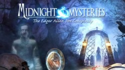Screenshot for Midnight Mysteries: The Edgar Allan Poe Conspiracy - click to enlarge