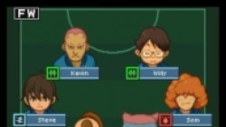 Screenshot for Inazuma Eleven (Hands-On) - click to enlarge
