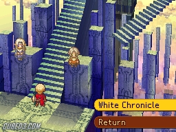Screenshot for Radiant Historia on Nintendo DS