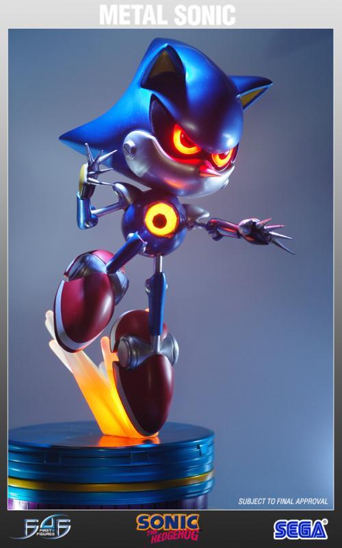 Les figurines - Cette dangereuse folie Metalsonic2