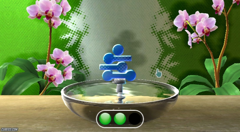 Screenshot for Art of Balance on WiiWare - on Nintendo Wii U, 3DS games review
