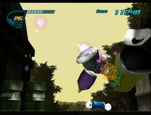 Screenshot for 530 Eco Shooter on Wii