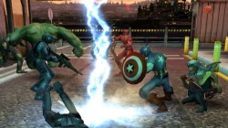 Screenshot for Marvel Ultimate Alliance 2 - click to enlarge