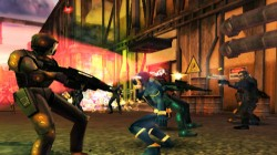 Screenshot for Marvel: Ultimate Alliance 2 - click to enlarge