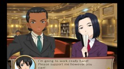 Screenshot for Sakura Wars: So Long, My Love - click to enlarge