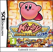 Box art for Kirby Super Star Ultra