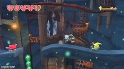 Screenshot for Klonoa - click to enlarge