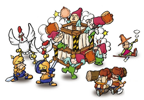 Interview | Marvelous Talks Little King&#39-s Story (Nintendo Wii ...