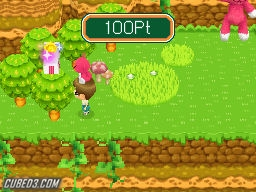 Screenshot for PostPet DS Momo and the Magical Pen on Nintendo DS
