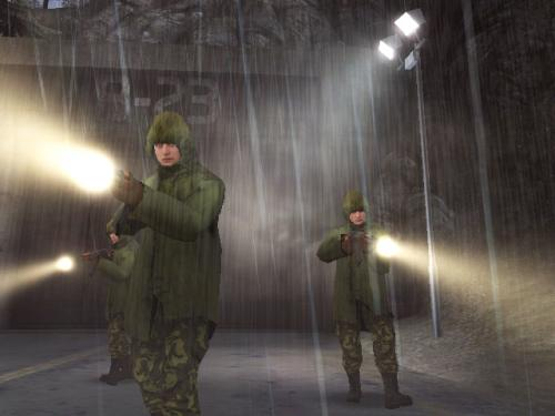 Screenshot for GoldenEye 007 (Hands-On) on Wii